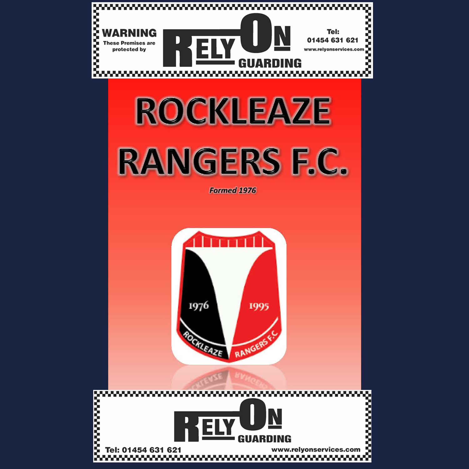 Rockleaze Rovers and RelyOn